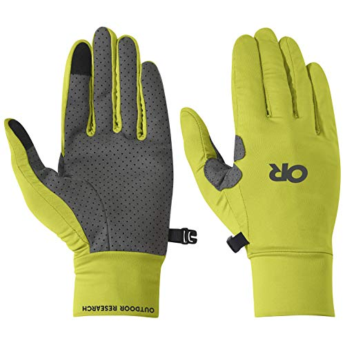 Outdoor Research Unisex Activelce Chroma Full Sun Gloves – Lightweight & Breathable UPF 50 Sun Protection Glove