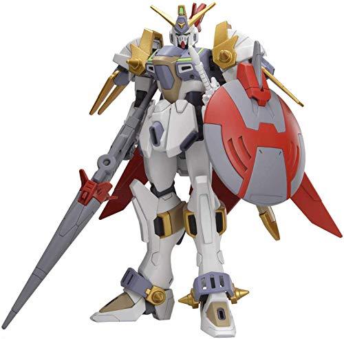 Bandai Hobby HGBD 1/144#4 Gundam Justice Knight Gundam Build Divers, Multi (BAS5058203)
