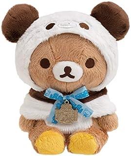リラックマストア限定☆東京スーベニア パンダ あつめてぬいぐるみ リラックマ