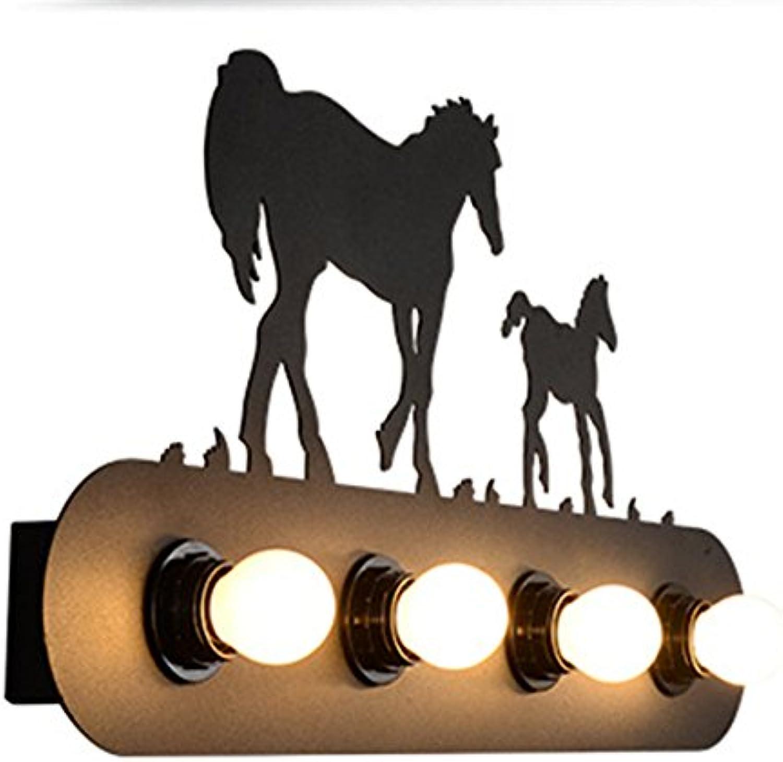 StiefelU LED Wandleuchte nach oben und unten Wandleuchten Eisen Wandleuchte LED, MA