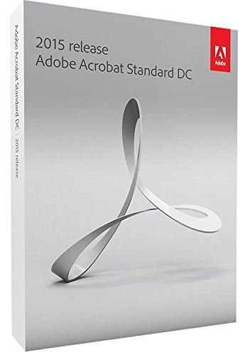 Adobe Acrobat Standard DC 2015 Upgrade englisch
