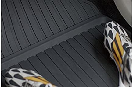 Genuine Volvo Rubber Mats 5-pc Set 2016-2017 Xc90 Black