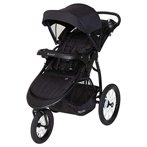 Baby Trend Expedition Race Tec Jogger Stroller - Ultra Black