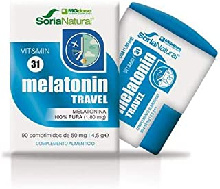 Melatonina Travel 90 Comprimidos