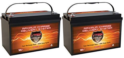 Vmax XTR31-135 24 Volt Trolling Motor Batteries