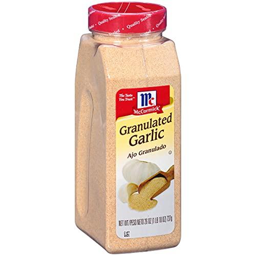 McCormick Granulated Garlic, 26 oz