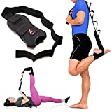 Legend Legacy Plantar Fasciitis and Achilles Tendonitis Relief Foot Stretcher - Instant Orthopedic Support for Heel Spurs and Foot Drop for Men & Women (Black)