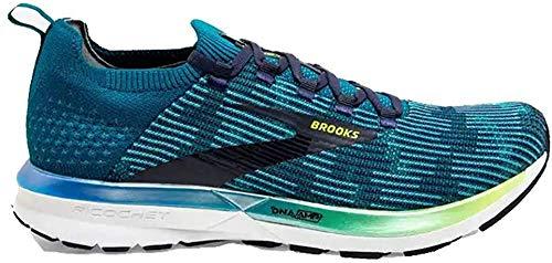 Brooks Ricochet 2, Zapatillas para Correr para Hombre, Azul/Azul Marino/Vida Nocturna, 49.5 EU