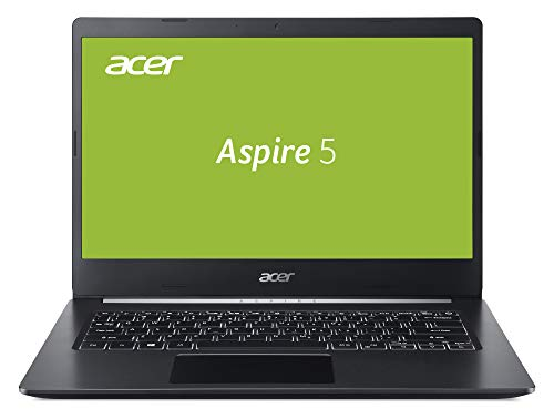 Acer Aspire 5 (A514-52G-5303) 35,6 cm (14 Zoll Full-HD IPS matt) Multimedia Laptop (Intel Core i5-8265U, 8 GB RAM, 512 GB PCIe SSD, NVIDIA GeForce MX250, Win 10) schwarz