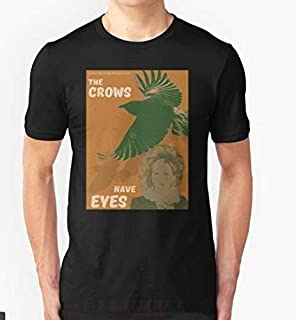 The Crows Have Eyes Movie Poster T-Shirt, Pullover Hoodie, Long Sleeve, Swearshirt. for everyone