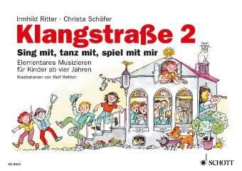 KLANGSTRASSE 2 - arrangiert für Heft [Noten / Sheetmusic] Komponist: RITTER I + SCHAEFER C