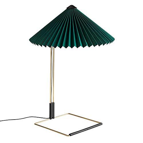 HAY Matin LED Tischleuchte L Grün, 52cm