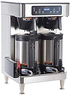 Bunn 51200.0102 ICB Infusion Twin Automatic Coffee Brewer 120/208V, 6000W