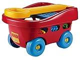 Ecoiffier-7600001579 Abrick Trolley 60 Pezzi, Multicolore, 7600001579...