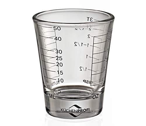 Küchenprofi 912503550 Mini-Glasmessbecher, Glas