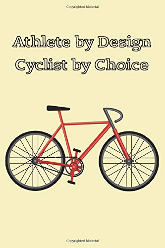 Athlete by Design Cyclist by Choice: World Bicycle Day