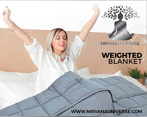 Nirvana Universe Organic Weighted Blanket