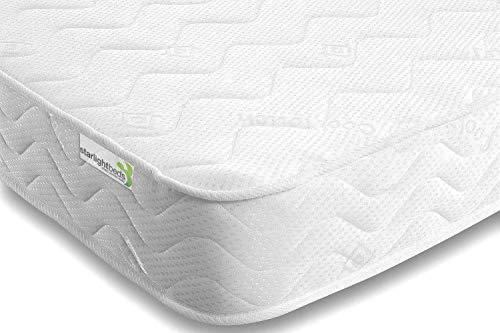 Starlight Beds -Small Double Memory Foam Mattress. Memory Foam Sprung Mattress. 4ft x 6ft3