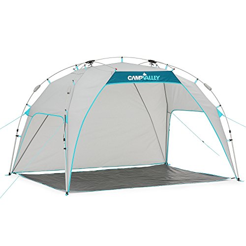 Campvalley Instant Sport Shade Sun Protection Provides 50+ UV Protection
