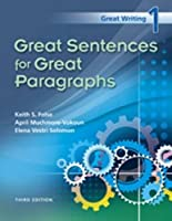 Great Writing Series, The, new/e Level 1 Great Sentences for Great Paragraphs, 3/e : Text (Great Writing Series new/e)
