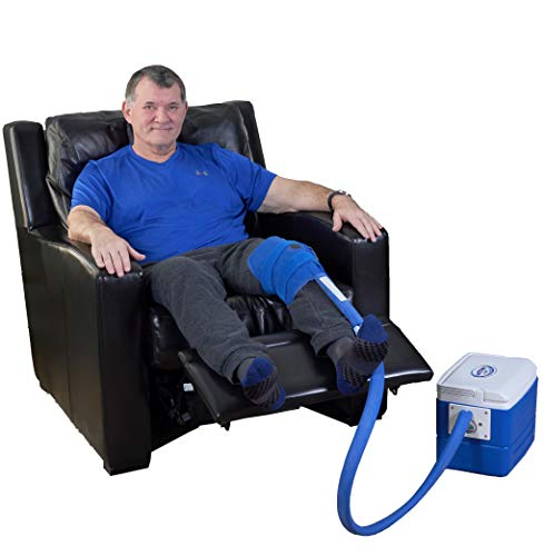 Polar Products Active Ice 3.0 Knee & Joint Cold Therapy System with Digital Timer Includes Knee...