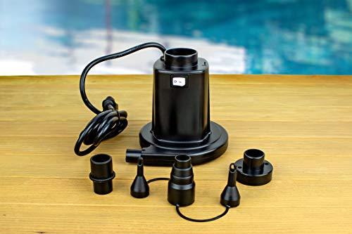 Poolmaster 87493 Power Air Pump AC 110-Volt by Poolmaster
