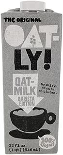 Oatly Inc. Barista Blend Oat Milk, 32 oz | 12/Case