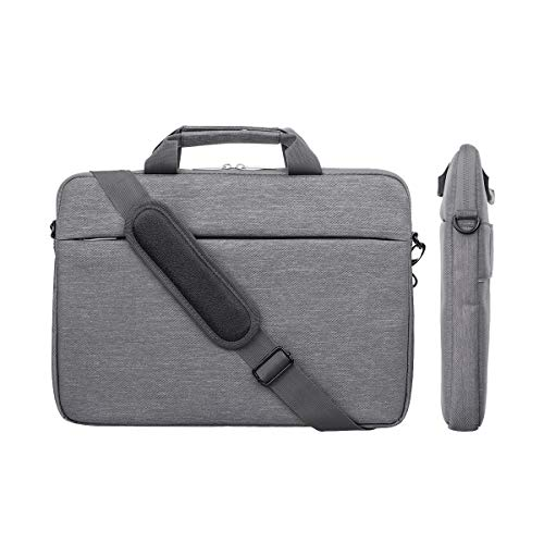 CAMTOA Laptop Tasche, 15,6 Zoll Notebook Tasche wasserdichte Laptop Schutztasche Tragbar Businesstasche Leichtgewichts Laptop-Hüllen, Computer Tasche mit Trageriemen Ideal für Laptop/Tablet/Ultrabook