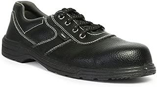 Hillson NASA PVC Moulded Safety Shoe, Black, UK Size 6