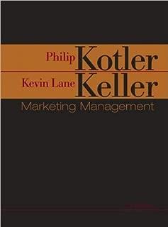 P.Kotler's K.Keller's Marketing Management (13th Edition) [Hardcover]2008