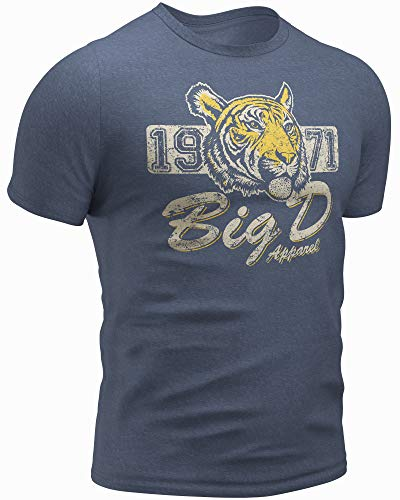 BIG D LLC Detroit T Shirts Unisex S M L XL XXL - Detroit Tee Shirt - Detroit Tshirts