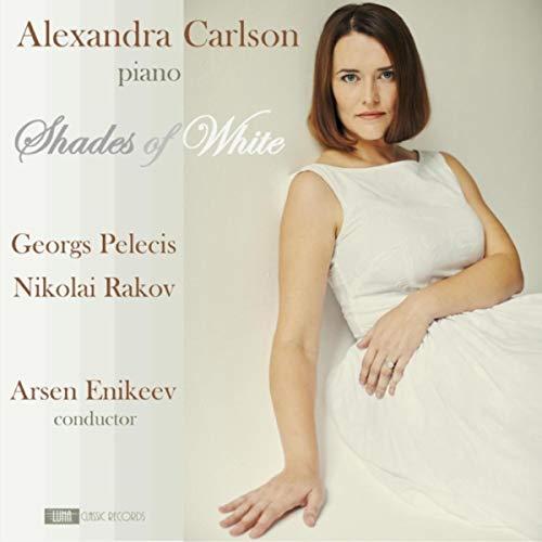 Concertino Bianco for Piano and String Orchestra: II. Con venerazione