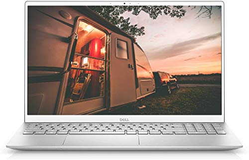 "2021 Dell Inspiron 5000 15.6"" FHD (1920x1080) Business Laptop (Intel 11th Gen Quad-Core i7-1165G7, 16GB RAM, 512GB PCIe SSD, Iris Xe Graphics ) Webcam, Type-C, Backlit Keyboard, Fingerprint, Win10"