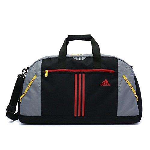 [アディダス]adidas ボストンバッグ キッズ 46L 47949 ブラック/01