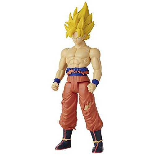 Figura Dragon Ball Serie Limit Breaker Goku Battle Damaged 30 cm