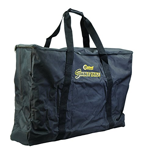 Caldwell Stable Table Carry Bag with Heavy Duty Construction and Inner Compartment for Outdoor, Range, Shooting and Cleaning