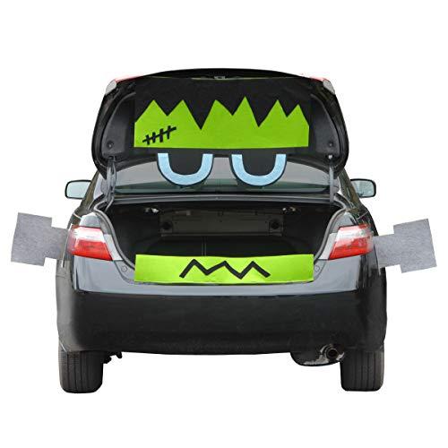 Frankenstein Halloween Tricky Trunk Decor