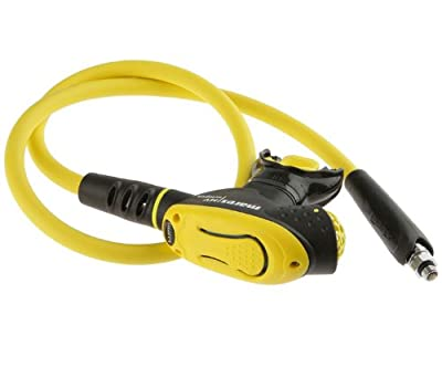Mares MV Octopus Diving Regulator (MV Octo, Yellow)