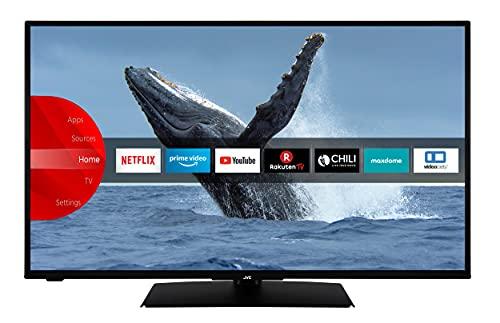 JVC LT-42VF5155 42 Zoll Fernseher / Smart TV (Full HD, HDR, Triple-Tuner, Bluetooth) - 6 Monate HD+ inklusive