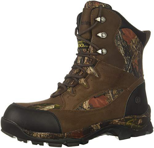 Northside Men's Renegade 400 Backpacking Boot, Daybreak Brown, 12 Medium US
