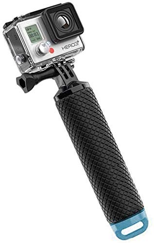 Navitech Floating Hand Tripod Handle Mount Grip - Compatible with The IceFox 4K Action Camera