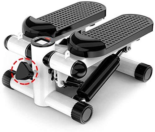 Miwaimao Mini-Stepper, 2-in-1-Stepper mit verstellbarem Widerstand, LCD-Display für Zuhause und Büro