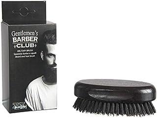 3Me Maestri 1801F Gentlemens Barber Club Moustache Brush