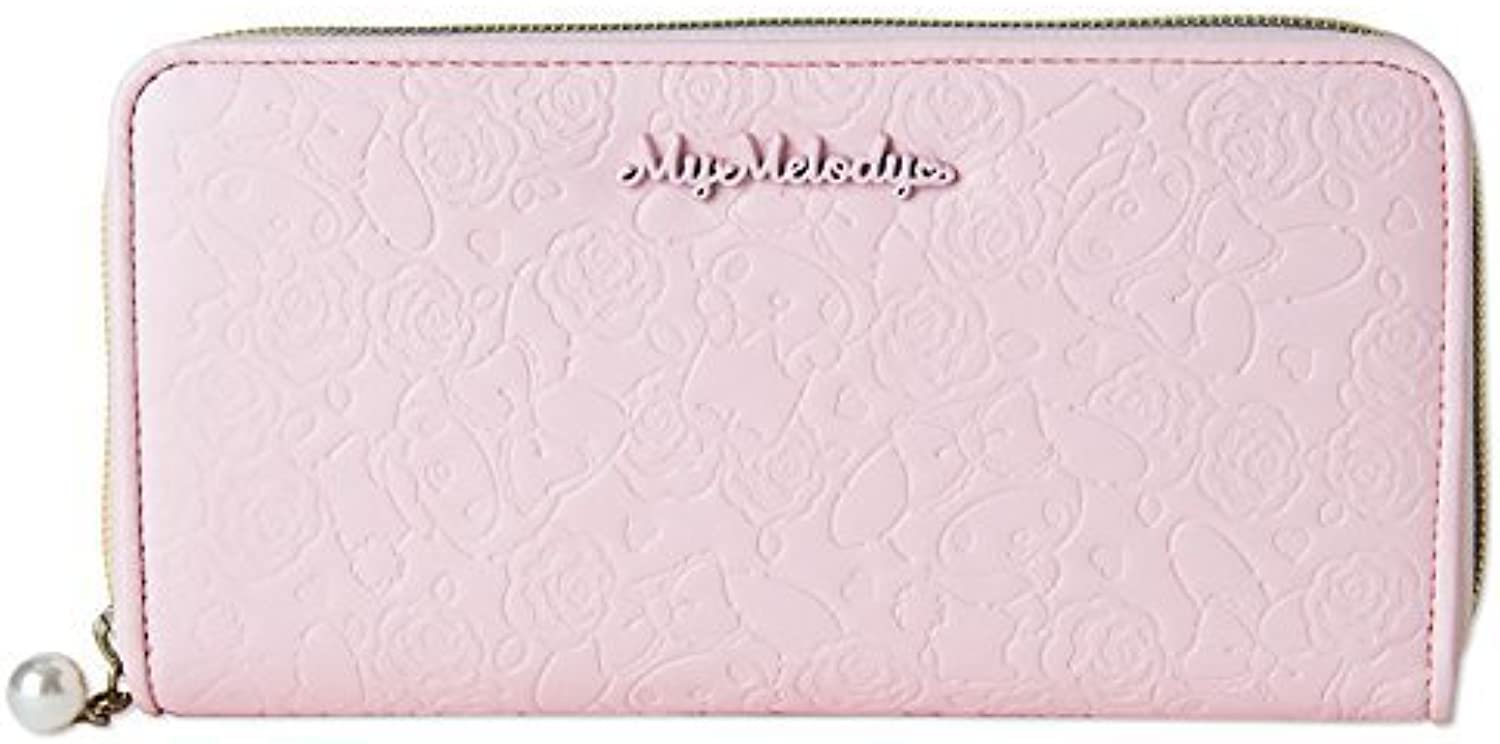 [Sanrio] Long Wallet Type 2 (for Adult Ladies) My Melody 254614