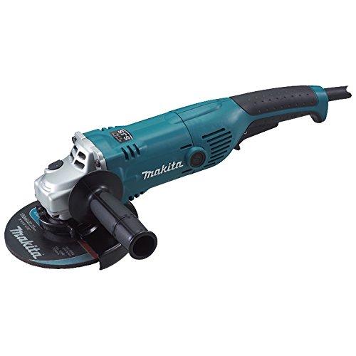 Makita GA6021 haakse slijper 150 mm Basismodel 38,4 cm l x 17,2 cm w x 12 cm h blauw