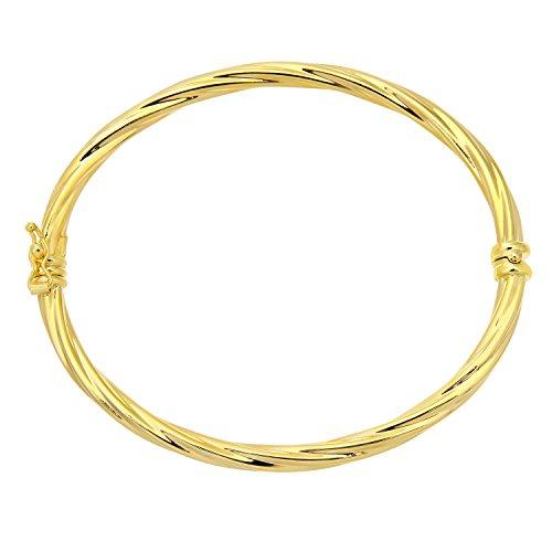 Citerna Damen-Armreif 9 Karat 375 Gelbgold BNG1502Y
