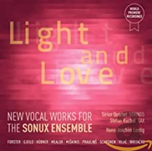 Light And Love New Vocal Wor