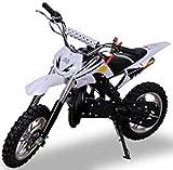 Actionbikes - Moto da cross da bambino Delta, 49 cc, a due tempi