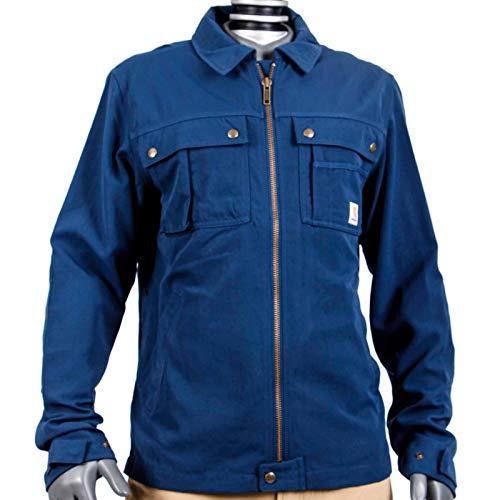 Carhartt Jacke versch. Farben & Größen - Arbeitsjacke Bundjacke Tech Jacket Arbeits-Kleidung S-XXL / EJ19 (XXL, Blau)
