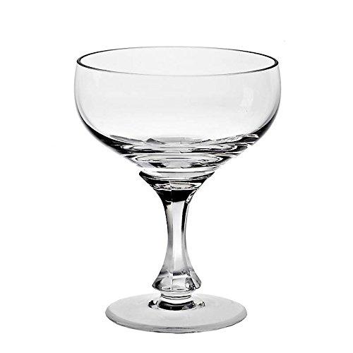 CRISTALICA Coupe à Champagne Diamond 200 ML Transparent